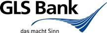 Grafik mit dem Logo der GLS Bank