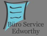 Das Logo des Büro Service Edworthy