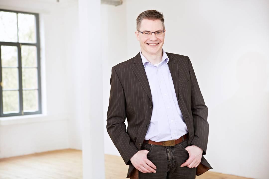 Bernd Sauer, Inhaber der VerständigungsWerkstatt