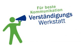 Logo der VerständigungsWerkstatt